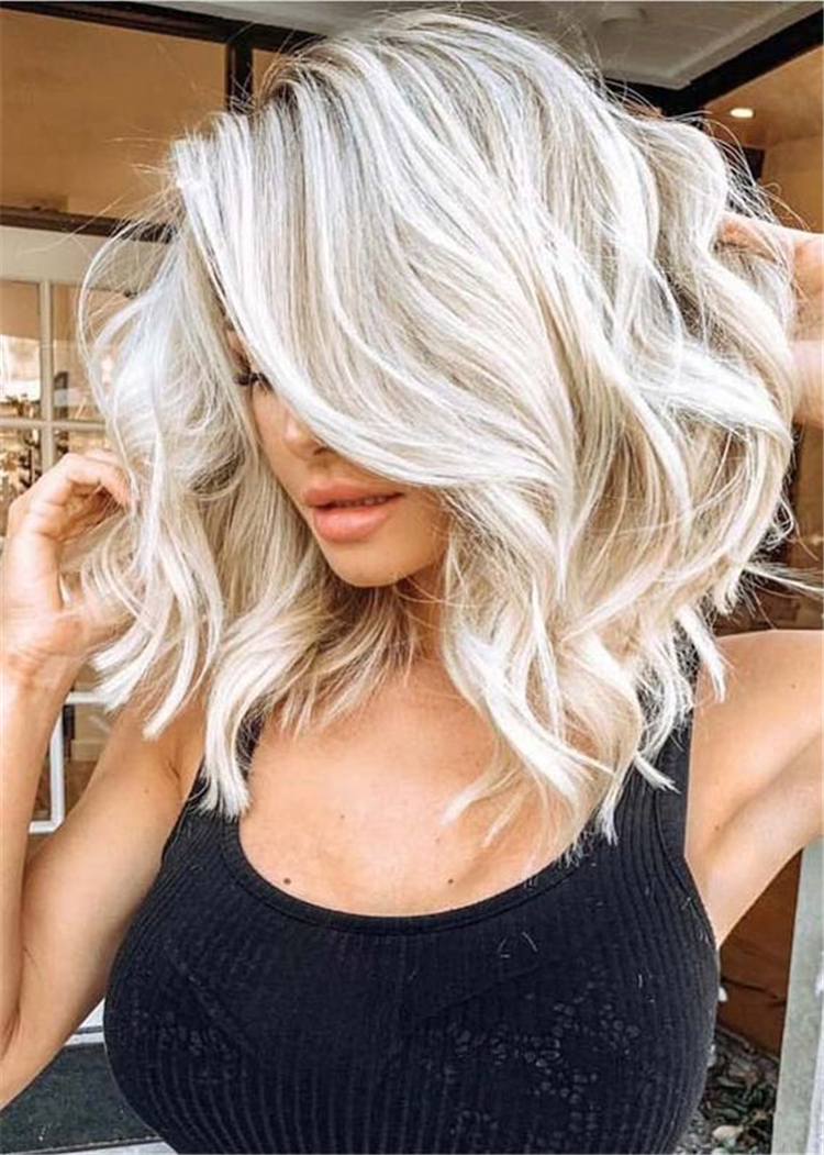 Stunning Blonde Hair Color Ideas With Styles For You; Blonde Hair; Blonde Hair Color; Blonde Hairstyles; Blonde; Blonde Shades; Blonde Color Hair; Honey Blonde; Creamy Blonde; Light Blonde; Dark Blonde; #blondehair #blondehairstyle #haircolor #blondeshades #honeyblonde #creamyblonde #lightblonde #haircolor #hairstyle