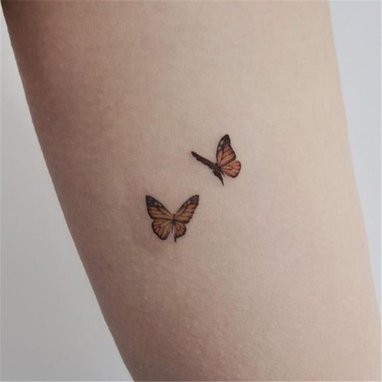 Butterfly Tattoo Ideas You Will Love; Butterfly Tattoo; Small Butterfly Tattoo; Shoulder Butterfly Tattoo; Back Butterfly Tattoo; Floral Butterfly Tattoo; Arm Butterfly Tattoo; Leg Butterfly Tattoo;