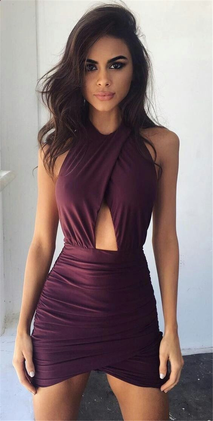 Sexy And Attractive Clubbing Outfits To Make You Shine; Party Outifts; Night Club Outfits; Sexy Outfits; Sexy Party Outifts; Sexy Night Club Outfits; Clubbing Outfits;