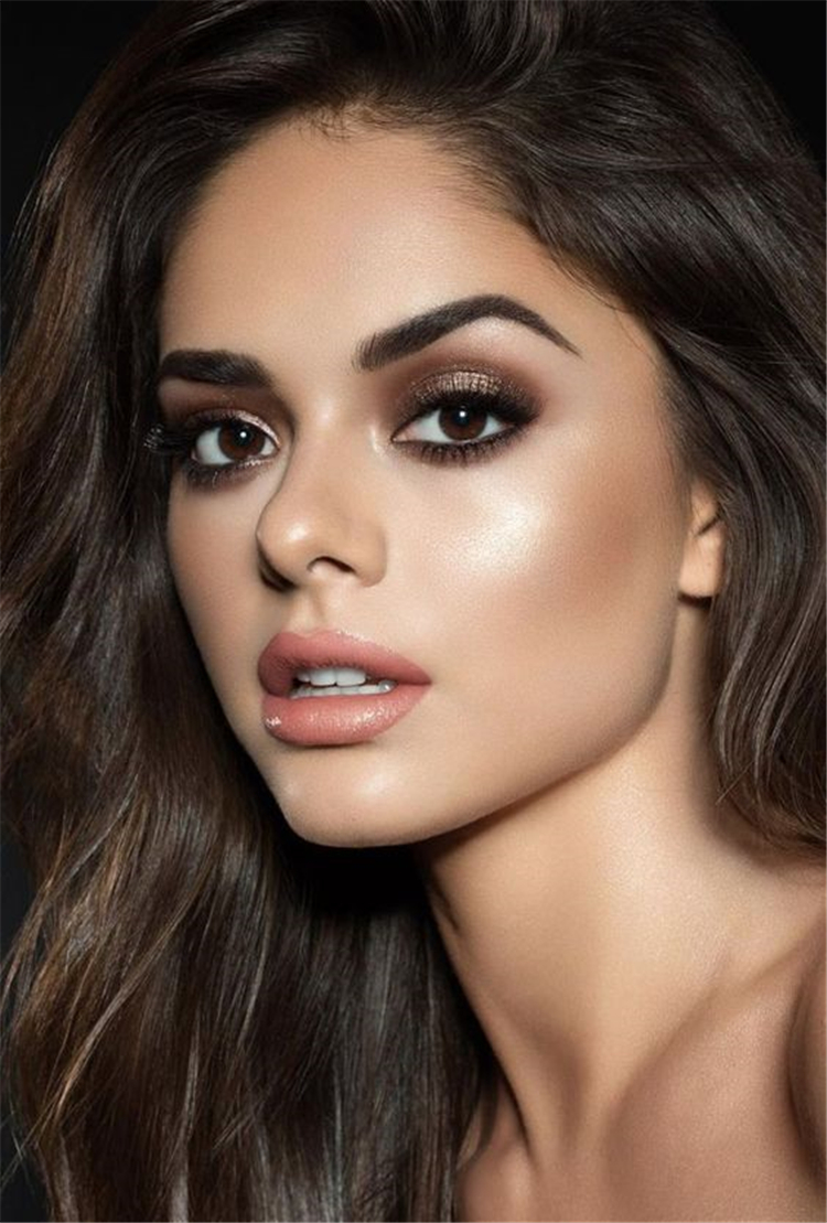 Fresh And Natural Makeup Looks You Must Know ; Spring Makeup; Makeup Looks; pring Makeup Looks; Natural Makeup; Natural Looks; Fresh Makeup Looks; #makeup #makeuplooks #naturalmakeup