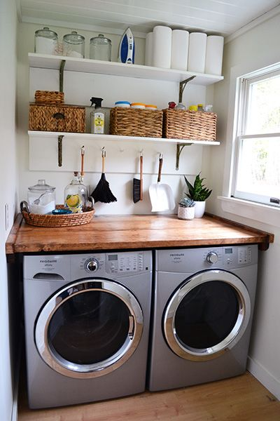Small Laundry Room Decoration Ideas For You; Small Laundry Room; Laundry Room; Laundry Room Decoration; Small Laundry Room Decoration; Home Decor; Laundry Room Decor; Small Laundry Room Decor;