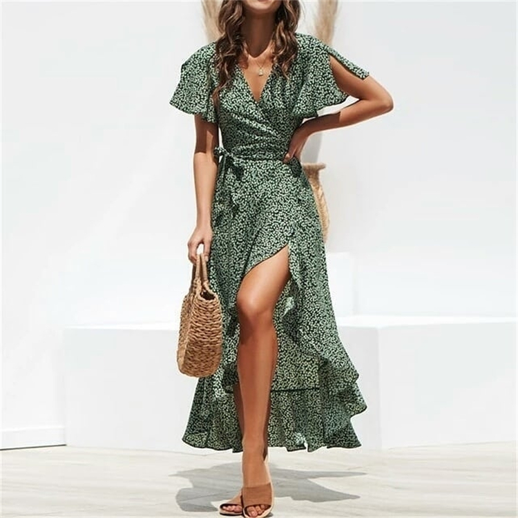 Fabulous Bohemian Style Dresses You Must Try This Summer; Bohemian Style Dresses; Bohemian Dresses; Bohemian; Boho; Boho Style; Boho Dresses; Boho Summer Dress; Bohemian Summer Dress; Vacation Dress; Beach Dress; Party Dress;